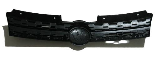 Grade Dianteira Volkswagen Saveiro G6 C/Emblema cromado  - Só Frisos Ltda