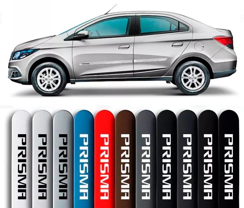 Friso Lateral Personalizado Chevrolet Prisma  - Só Frisos Ltda