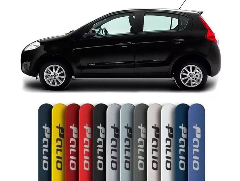 Friso Lateral Personalizado Novo Fiat Palio  - Só Frisos Ltda