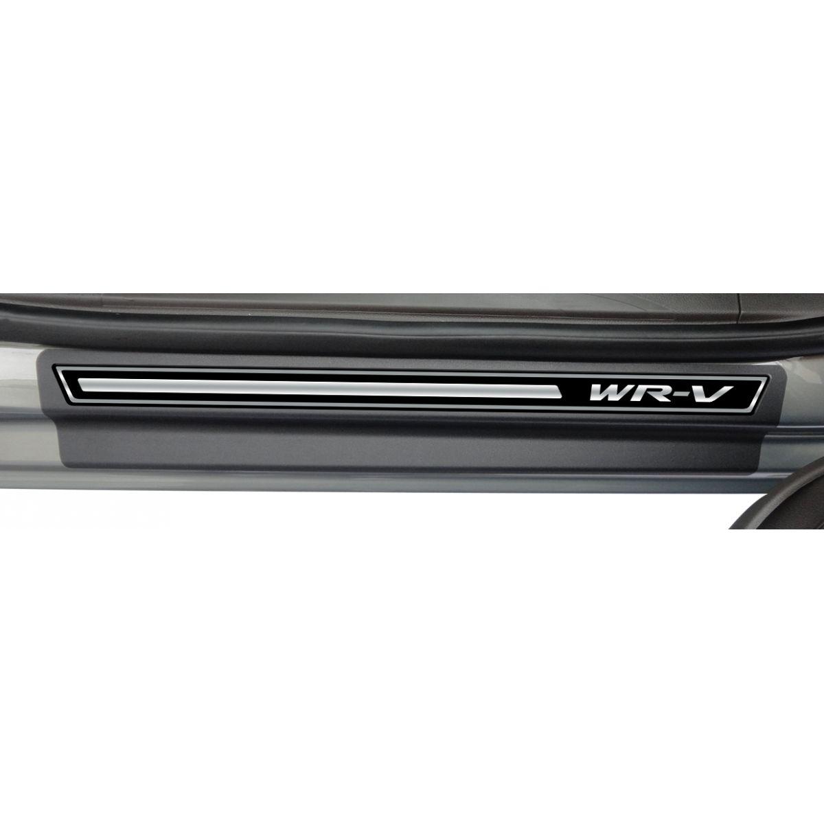 Soleira de Porta Premium Honda WRV 2017  - Só Frisos Ltda