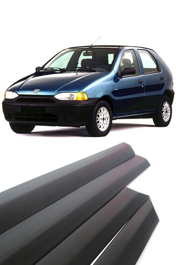 Friso lateral Fiat Palio 1996 até 2000 4p  - Só Frisos Ltda