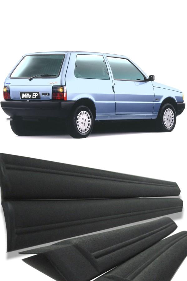 Friso Lateral Fiat Uno 1995 4p  - Só Frisos Ltda