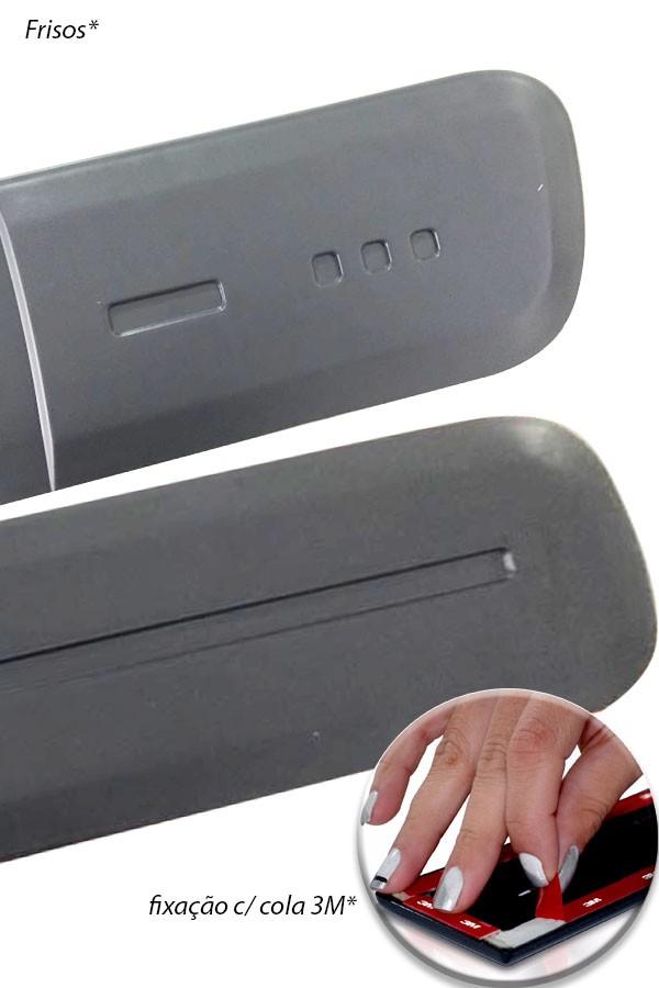 Friso Lateral Fiat Uno Vivace 2011 até 2017  - Só Frisos Ltda