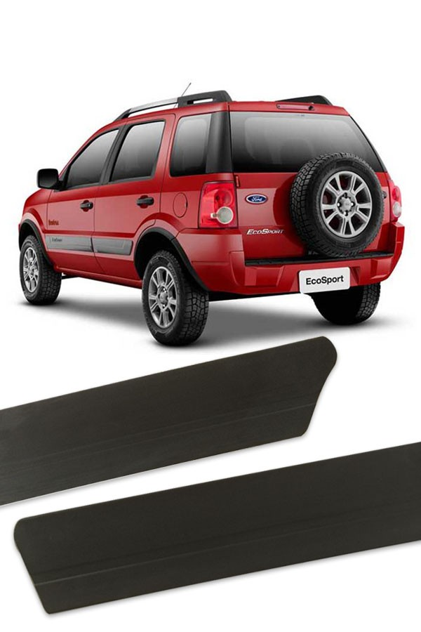 Friso Lateral Ford EcoSport Freestyle 2003 até 2012  - Só Frisos Ltda