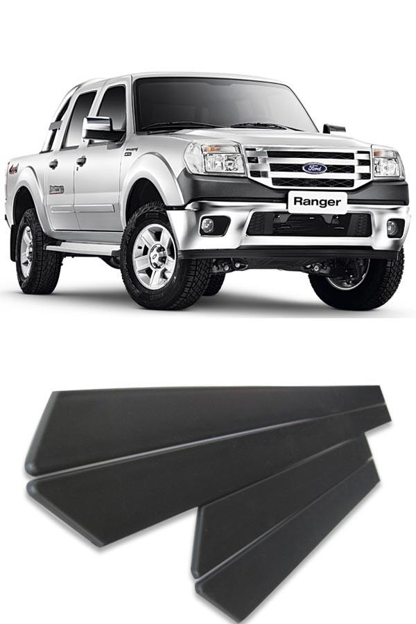 Friso Lateral Ford Ranger Modelo Universal  - Só Frisos Ltda