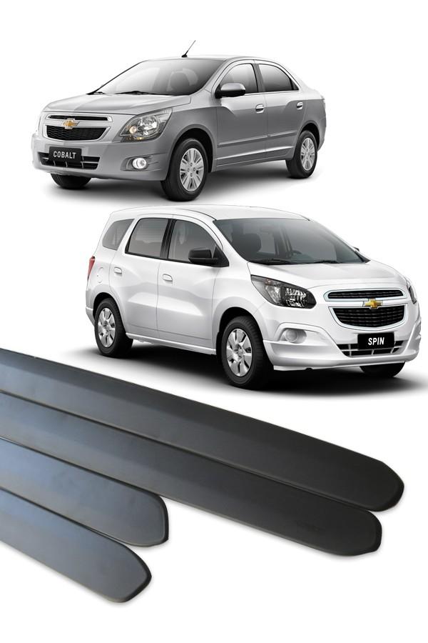 Friso Lateral Modelo Original Chevrolet Cobalt  - Só Frisos Ltda