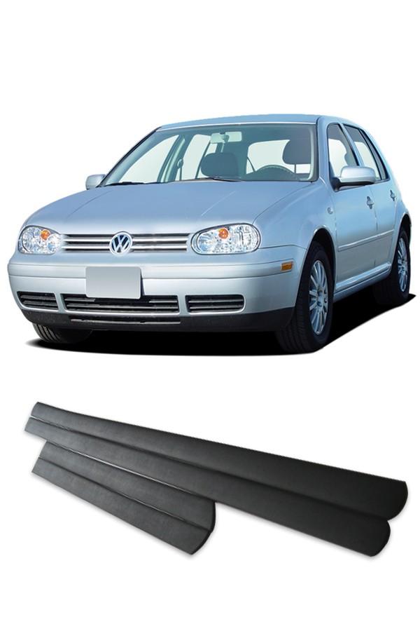 Friso Lateral Volkswagen Golf 2000 até 2012   - Só Frisos Ltda