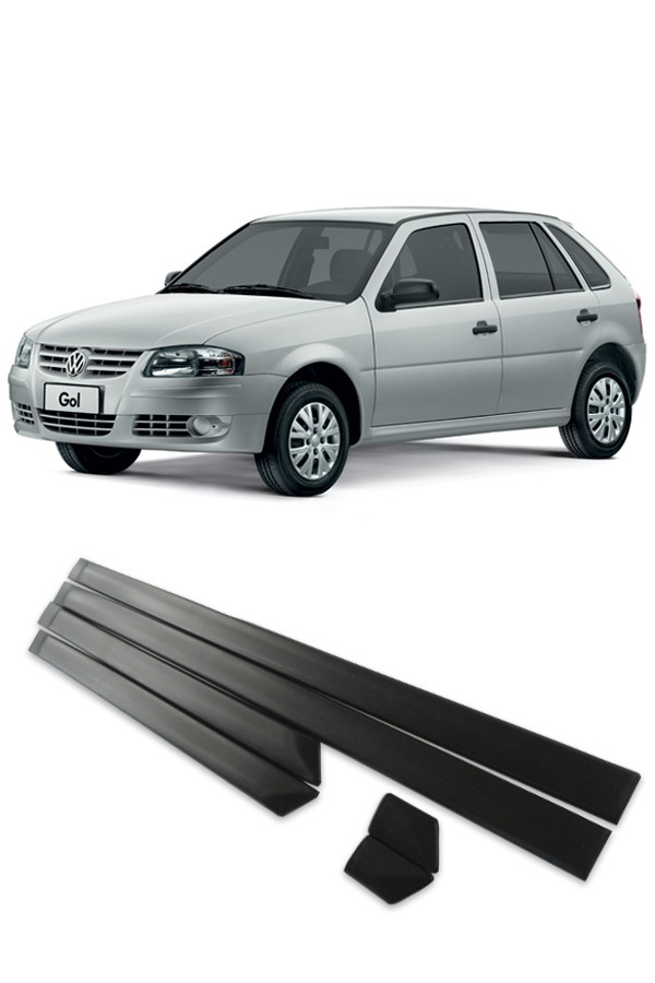 Friso Lateral Volkswagen Gol G4 4p