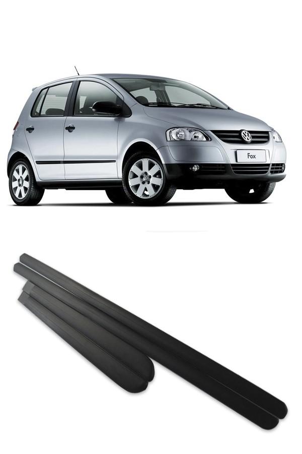 Friso Lateral Volkswagen Fox 2003 até 2009 4p  - Só Frisos Ltda