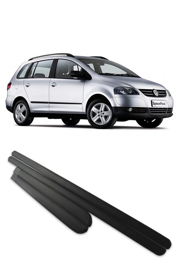 Friso Lateral Volkswagen SpaceFox 2003 até 2009  - Só Frisos Ltda