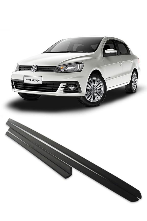 Friso Lateral Volkswagen Voyage Geração 5, 6 e 7  - Só Frisos Ltda