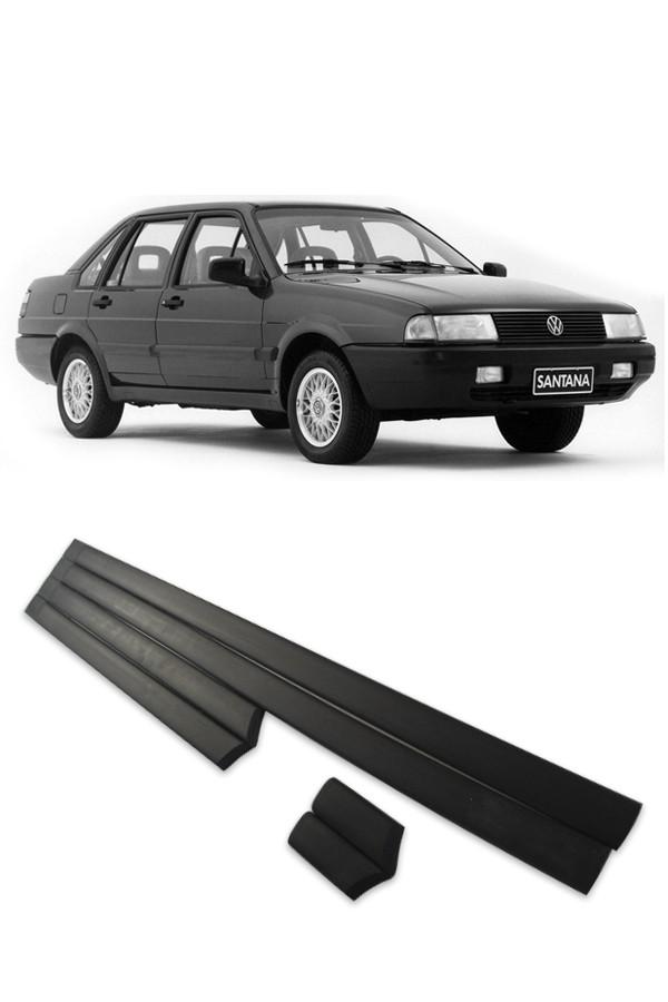 Friso Lateral Volkswagen Santana GLI 1991 até 1998 4p