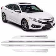 Friso Lateral Honda Civic 2017 G10