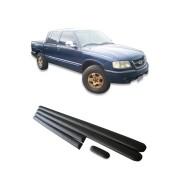 Friso Lateral Chevrolet S10 Cabine Dupla 1996 até 2000