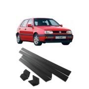 Friso Lateral Volkswagen Golf 1995 até 1998