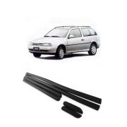 """Friso Lateral Volkswagen Parati """"Bola"""" 4p Geração 2"""