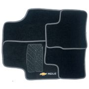 Tapete de Carpete Chevrolet Agile 2009 até 2011