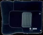 Tapete de Carpete Peugeot 208