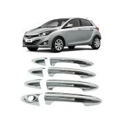 Aplique Cromado Maçaneta Hyundai Hb20/Hb20S