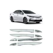 Aplique Cromado Maçaneta Toyota Corolla 2015/...