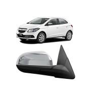 Aplique Cromado Retrovisor Chevrolet Onix/Prisma 2013/...