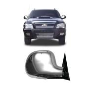 Aplique Cromado Retrovisor Chevrolet S10