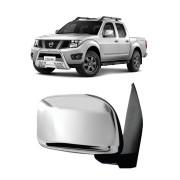 Aplique Cromado Retrovisor Nissan Frontier