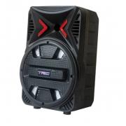 Caixa de Som Amplificada Portatil Bluetooth 110W RMS