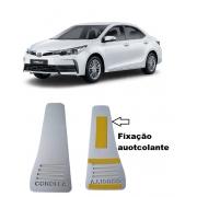 Descanso de Pe Corolla 2015 2016 2017 2018 2019