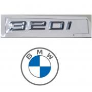 Emblema Tampa Traseira BMW 320i
