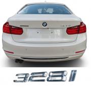 Emblema Tampa Traseira BMW 328i