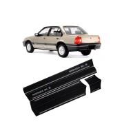 Friso Lateral Chevrolet Monza SL/E 1991 até 1993 4p