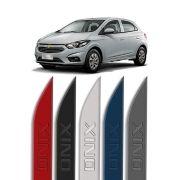 Friso Lateral Personalizado Baixo Relevo Chevrolet Onix