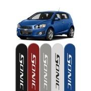 Friso Lateral Personalizado Chevrolet Sonic