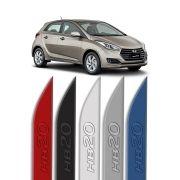"""Friso Lateral Personalizado """"Modelo Faca"""" Hyundai HB20 Baixo Relevo"""