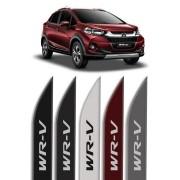 "Friso Lateral Personalizado Modelo ""Ponta Faca"" Honda WRV"