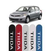 Friso Lateral Personalizado Nissan Tiida