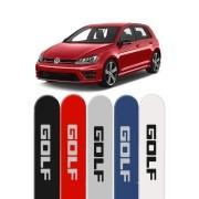 Friso Lateral Personalizado Novo Volkswagen Golf