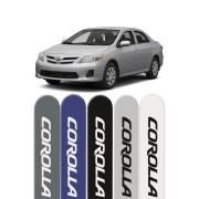 Friso Lateral Personalizado Toyota Corolla até 2014