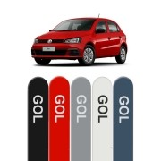 Friso Lateral Personalizado Volkswagen Gol G6/G7