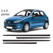 Friso Lateral Peugeot 206 mod Original