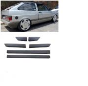 """Friso Lateral Volkswagen Gol GL """"Quadrado"""" 94..."""