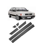 "Friso Lateral Volkswagen Gol ""Quadrado"" GLS"
