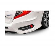 Friso Protetor de Parachoque Civic G10