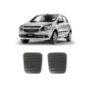 Kit Capa de Pedal Chevrolet Agile