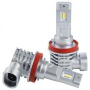 Kit Lampada Led s15 Nano H11 40W 6000k