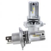 Kit Lampada Led s15 Nano H4 40W 6000k