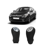 Manopla Bola de Câmbio Renault Sandero/Megane/Logan/Duster/Fluence