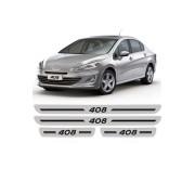 Soleira de Porta Resinada Peugeot 408
