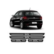 Soleira de Porta Resinada Volkswagen Gol 2015 até 2017